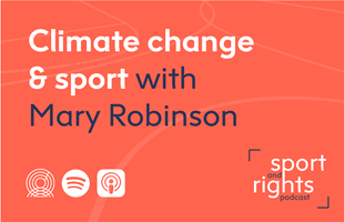 Climate Change And Sport Podcast 03