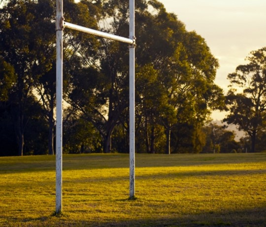 Rugby Goalpost Thumbnail